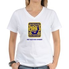 Fort Valley State University with Text Shirt