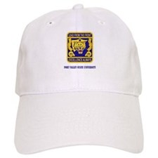 Fort Valley State University with Text Baseball Cap