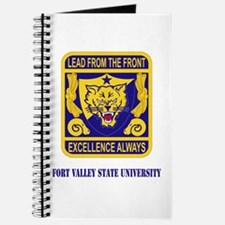 Fort Valley State University with Text Journal