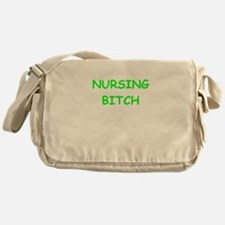 NURSING Messenger Bag