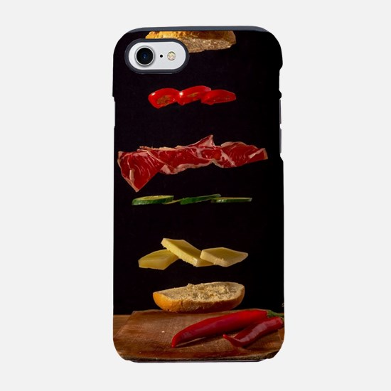 Are you hungry? iPhone 7 Tough Case