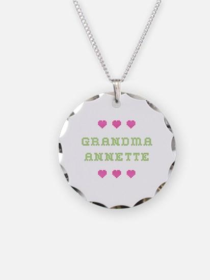 Grandma Annette Necklace