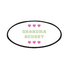 Grandma Audrey Patch