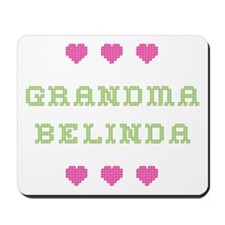 Grandma Belinda Mousepad