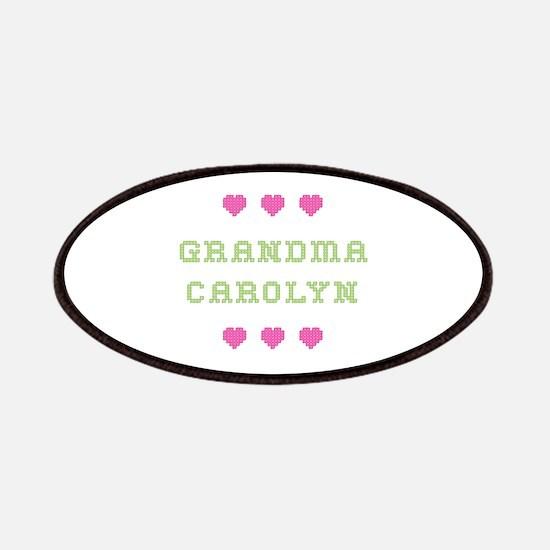 Grandma Carolyn Patch