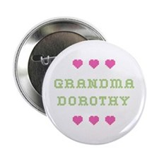 Grandma Dorothy Button