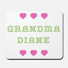 Grandma Diane Mousepad