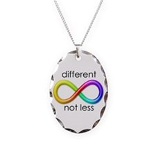 Different. Not Less. Necklace