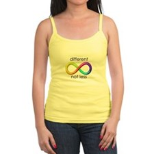 Different. Not Less. Ladies Top