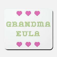 Grandma Eula Mousepad