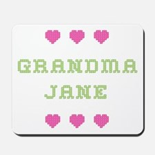 Grandma Jane Mousepad