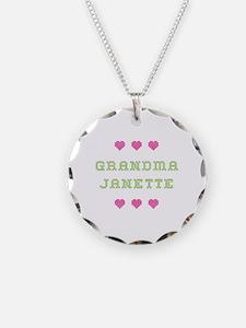 Grandma Janette Necklace