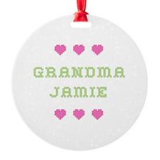 Grandma Jamie Ornament