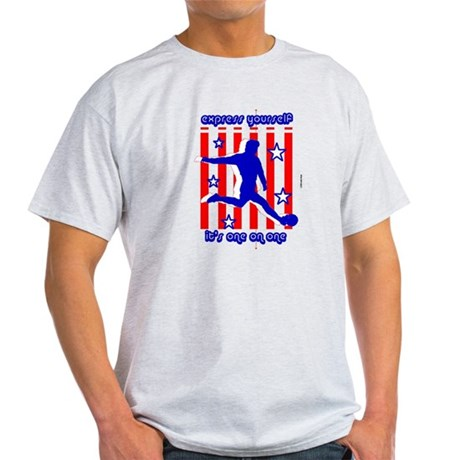 RB_Express yourself_redbluewhitestar T-Shirt