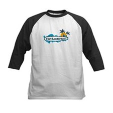 Fort Lauderdale - Surf Design. Tee