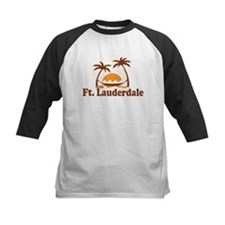 Fort Lauderdale - Palm Trees Design. Tee