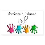 Pediatric nurse Single