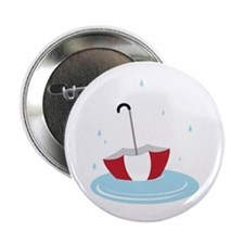 "Rainy Day 2.25"" Button"