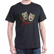 Theater Masks T-Shirt