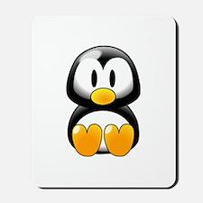 Adorable Penquin Mousepad