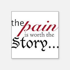 Pain-worthy Story Sticker