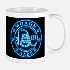 Come and Take It (BlueGlow) Small Small Mug