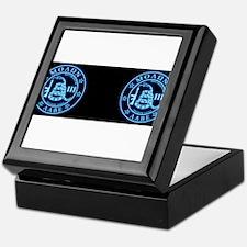 Come and Take It (BlueGlow) Keepsake Box