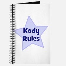 Kody Rules Journal