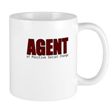 Agent of Positive Social Change Mug
