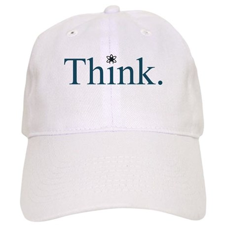 Think.png Baseball Cap