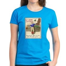 Retro Camping Girls Tee