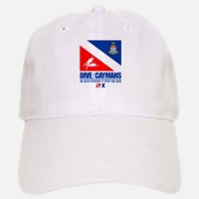 Dive The Caymans Baseball Baseball Baseball Cap