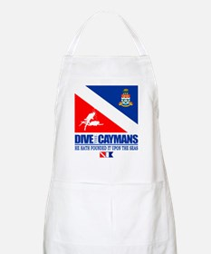 Dive The Caymans Apron