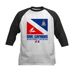 Dive The Caymans Baseball Jersey