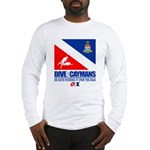 Dive The Caymans Long Sleeve T-Shirt