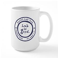 Lab is good. #2 Mug
