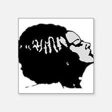 Frankies' Girl Rectangle Sticker