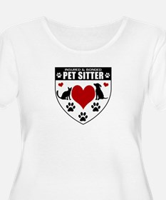 Insured and Bonded Pet Sitter Seal Bumber Sticker