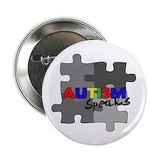 """Autism Speaks Puzzle 2.25"""" Button"""