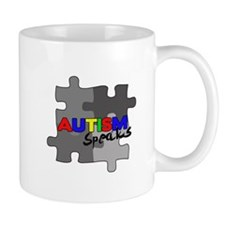 Autism Speaks Puzzle Mug