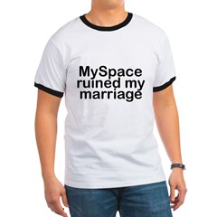 MySpace ruined my marriage T