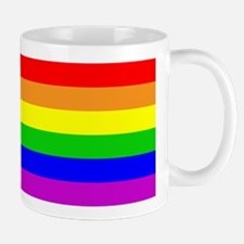 Rainbow Love Mug