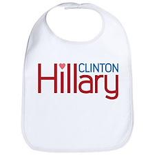 Hillary Clinton Bib