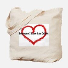 Someone I Love Tote Bag