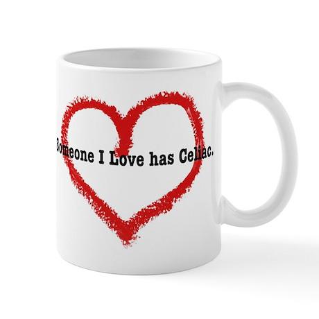 Someone I Love Mug