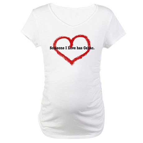 Someone I Love Maternity T-Shirt