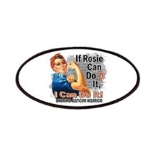 If Rosie Can Do It Uterine Cancer Patches