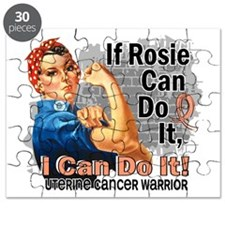 If Rosie Can Do It Uterine Cancer Puzzle