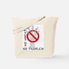 No Wheat. Tote Bag