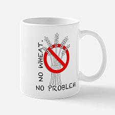 No Wheat. Mug